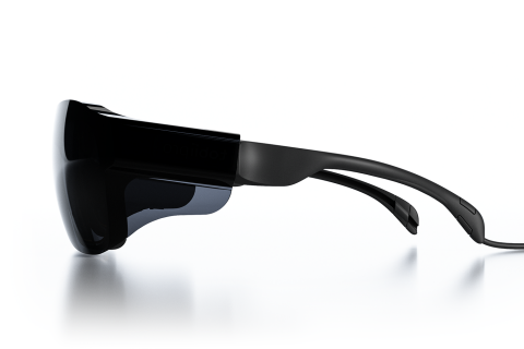 Tobii Pro Glasses 3 with safety lenses